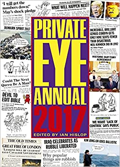 Image result for private eye annual