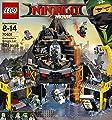 LEGO Ninjago Movie Garmadon's Volcano Lair 70631 from LEGO