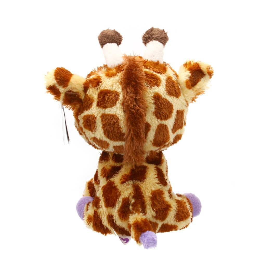 amazon com ty beanie boos safari the giraffe 6