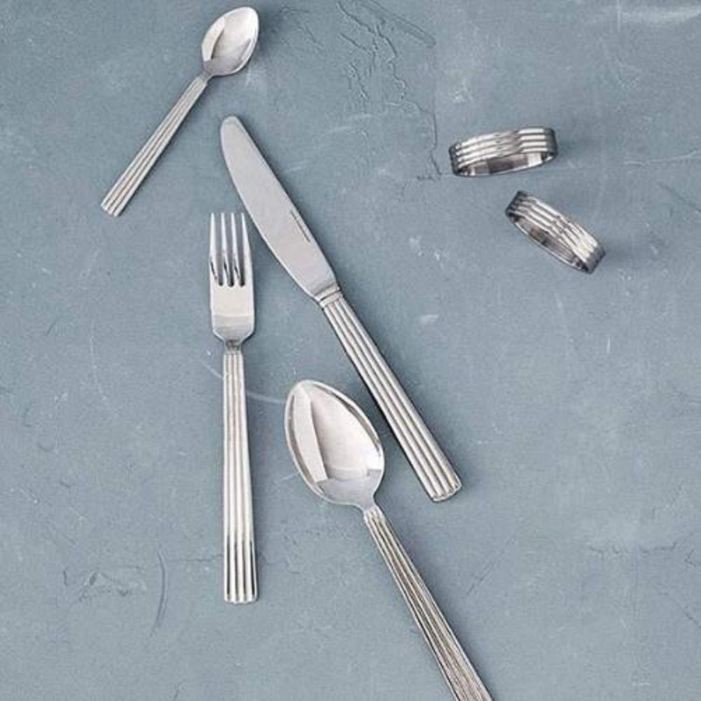Georg Jensen Bernadotte Salad Set, Stainless Steel, by Sigvard Bernadotte by Georg Jensen (Image #2)