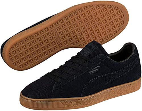 Scarpa it Classic Amazon Scarpe Borse Black E Suede Pincord Puma RwOgqxWtYO