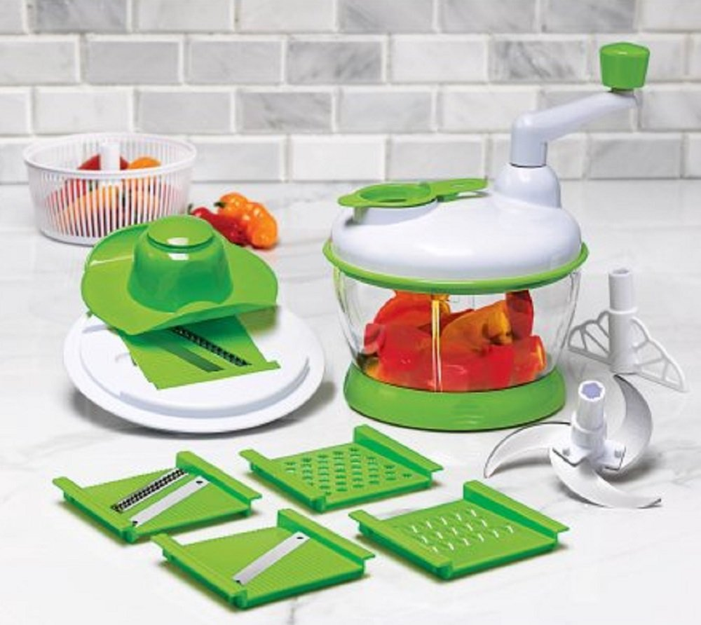 13 Piece Food Slicer