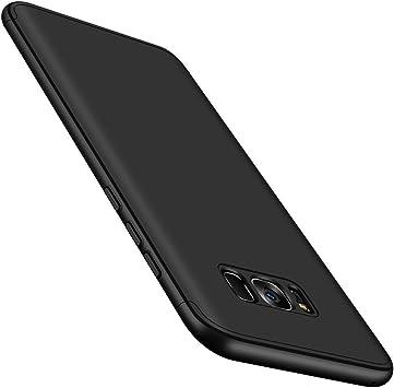 Qissy® Carcasa Samsung Galaxy S8 Plus,3 in 1 Todo Incluido Anti ...