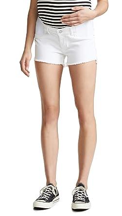 389191ff5776 Amazon.com  DL1961 Women s Renee Maternity Short  Clothing