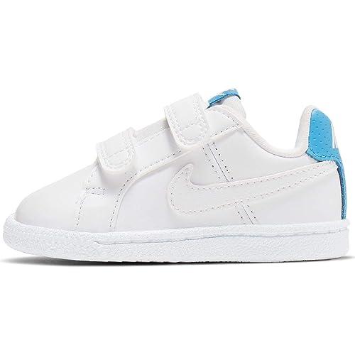 Nike Court Royale (TDV), Zapatillas de Tenis Unisex Niños
