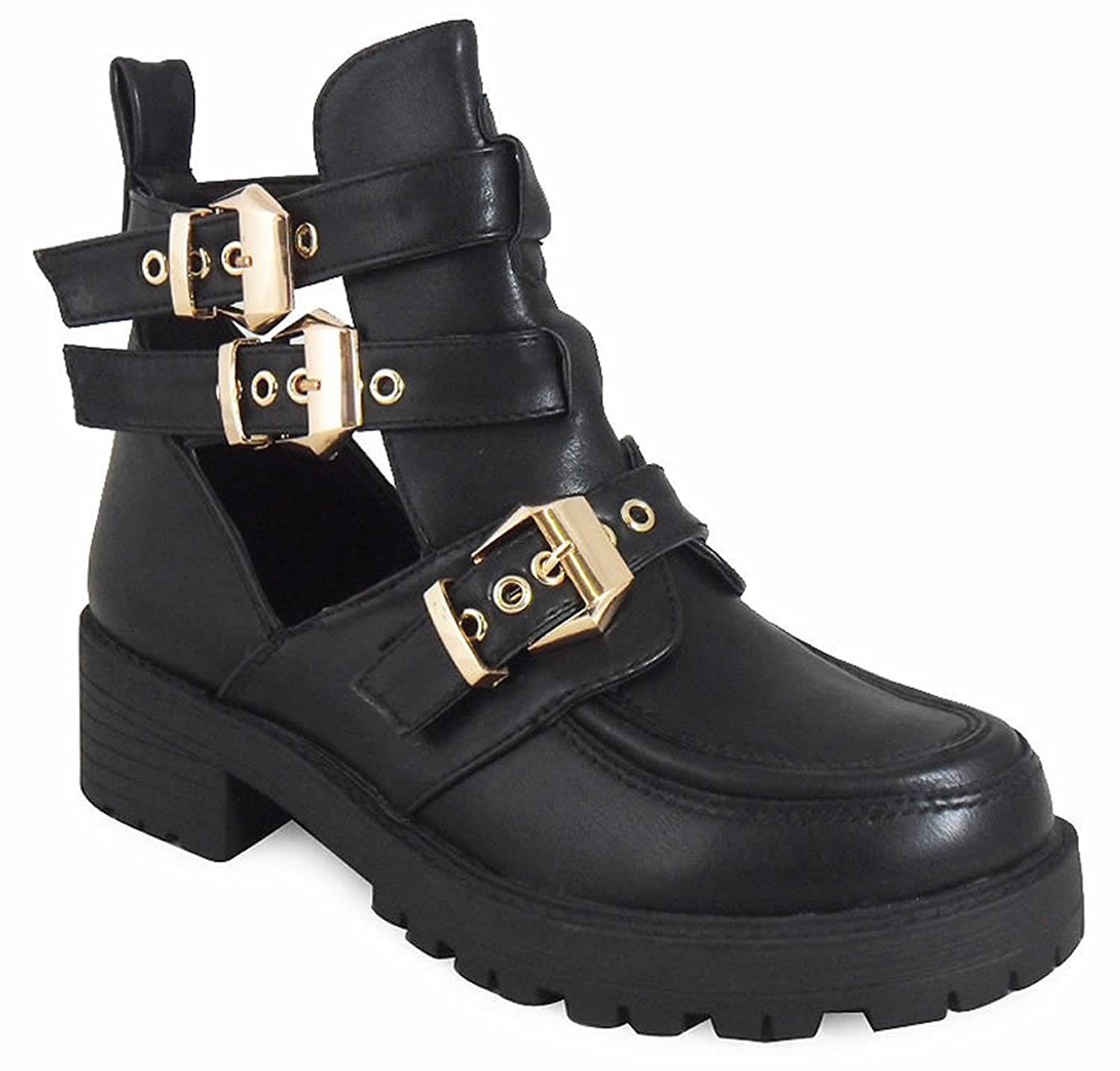 Saute Styles Women's Synthetic Boots