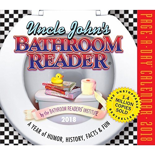 Uncle John's Bathroom Reader 2018 Page-A-Day Calendar