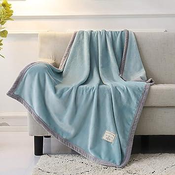 DMGY Manta de sofá Suave y cálida, Unisex, Anti-Fade, cómoda ...