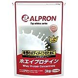 【Amazon.co.jp限定】 アルプロン トップアスリートシリーズ ホエイプロテイン100 ココア3kg