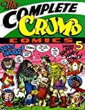 """The Complete Crumb Comics Vol. 5 - Happy Hippy Comix"" av Robert Crumb"