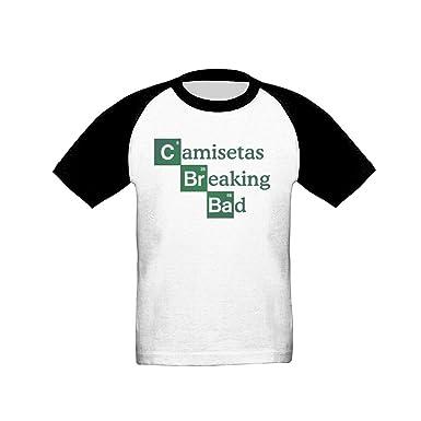 Amazon.com: IGIUGGinb Camisetas-brba2 Baby Natural Color Cotton Shoulder Short-Sleeved T-Shirt.: Clothing