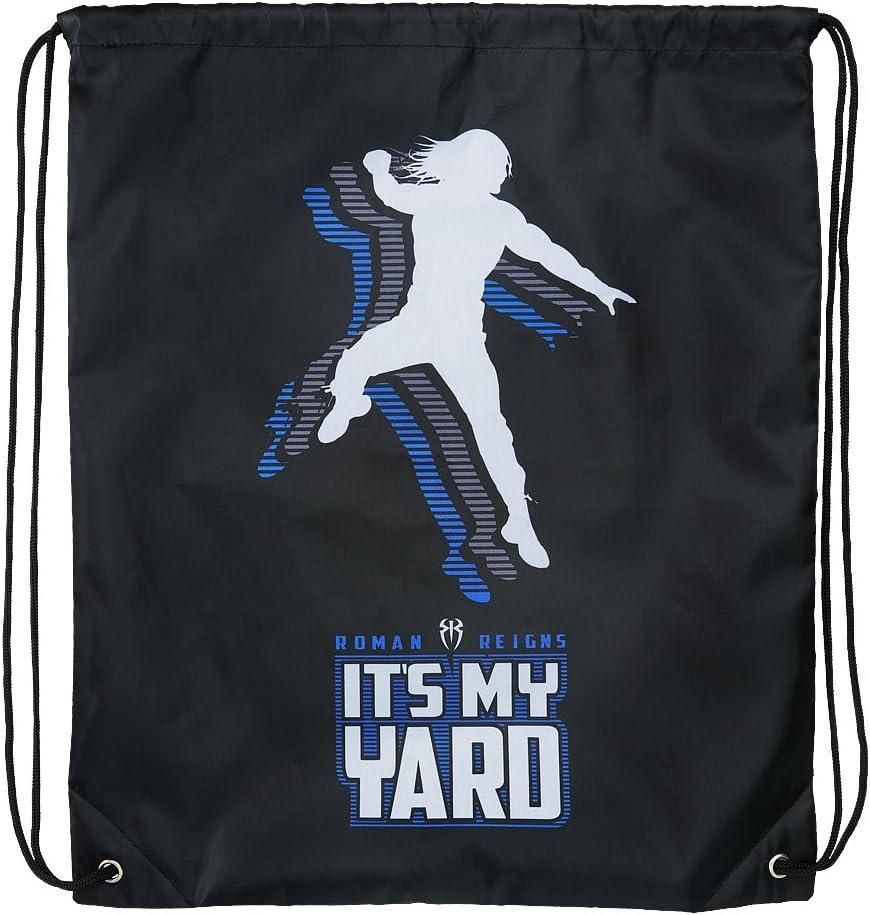 Roman ReignsIts My Yard 17.5 x 15 Drawstring Bag WWE