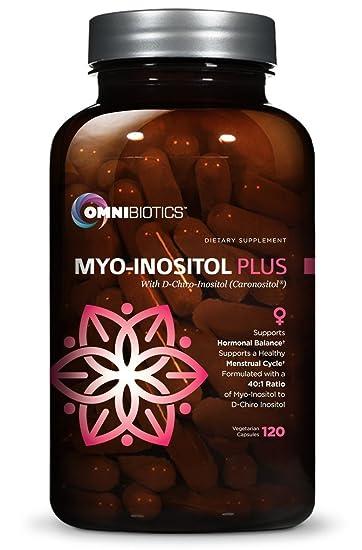 myo inositol plus with d chiro inositol caronositol dci promotes