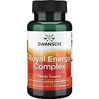 Swanson Royal Jelly Energy Complex 60 Veg Capsules