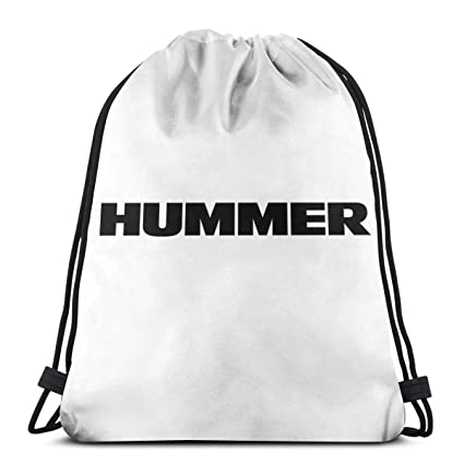 03d34538db68 Amazon.com: NEST-Homer Hummer H2 Car Drawstring Backpack Polyester ...