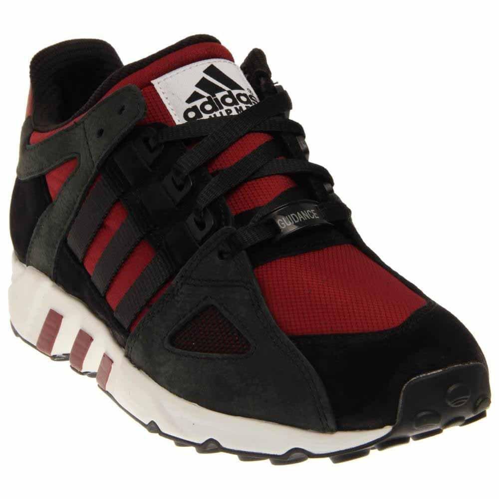 adidas Men Equipment Running Guidance 93 B015RUF3NQ 12 D(M) US|Black/Red