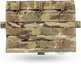 product image for CRYE PRECISION - AVS Detachable Flap Flat Mag Pouch - Multicam - Holds 3 Mags