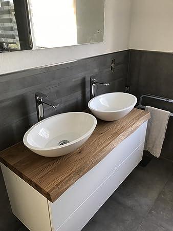 best waschtisch eiche massiv ideas. Black Bedroom Furniture Sets. Home Design Ideas