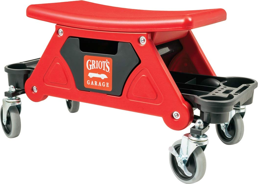 Griot's Garage 38904 Compact Sit-On Creeper by Griot's Garage