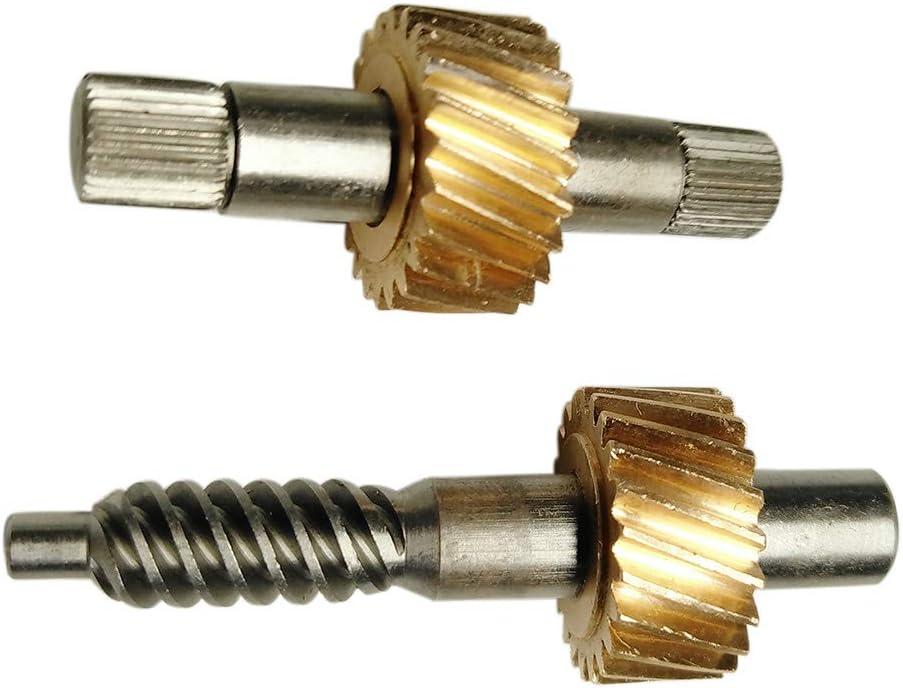 Convertible Top Latch motor Gears Repair Kit Replacement for 67618370816 Fit for 2000-2010 BMW E36 E46 E64 323Ci 325Ci 330Ci 650i 645C M3 M6 2.5L-5.0L 6761837081 6761837081R 67618370816R