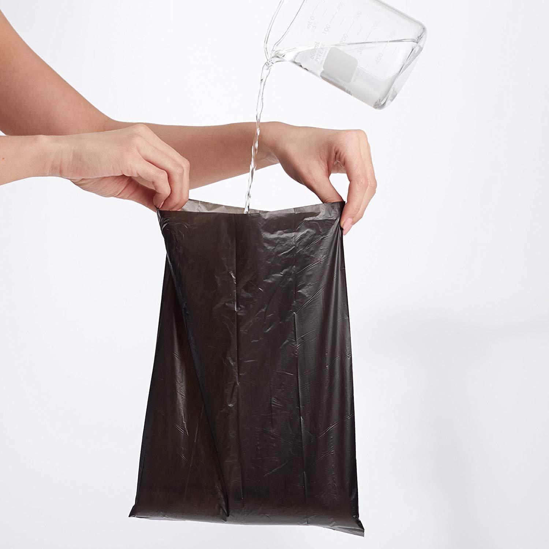 Extra Spesso a Prova di perdite Dog Poo Bags Dog Poop Sacchetti biodegradabili Dog Sacchetti di rifiuti con Dispensers Sacchetti per Cani 48 rotoli// 720 pezzi