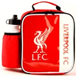 Liverpool FC Vertical Lunch Bag/Box and 600ml Bottle Set