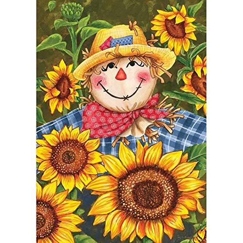 DIY Full Diamond Painting Cross Stitch kit for Adults Home Decoration Sunflower -