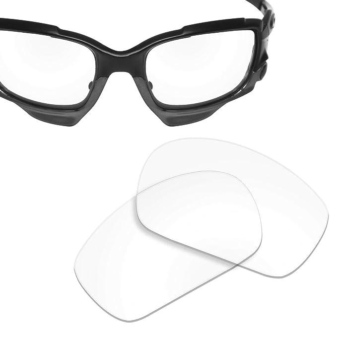 e748daff46 sunglasses restorer Premium Lentes Fotocromáticas Grises de Recambio para  Oakley Split Jacket: Amazon.es: Ropa y accesorios