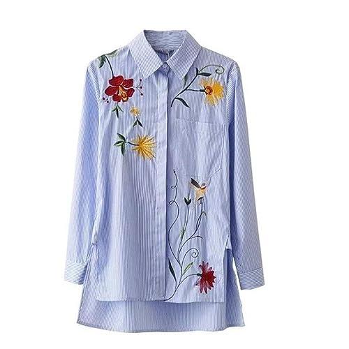 Sixcup - Camisas - Floral - para mujer