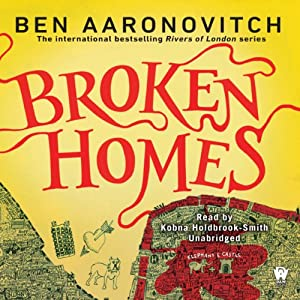 Broken Homes Audiobook