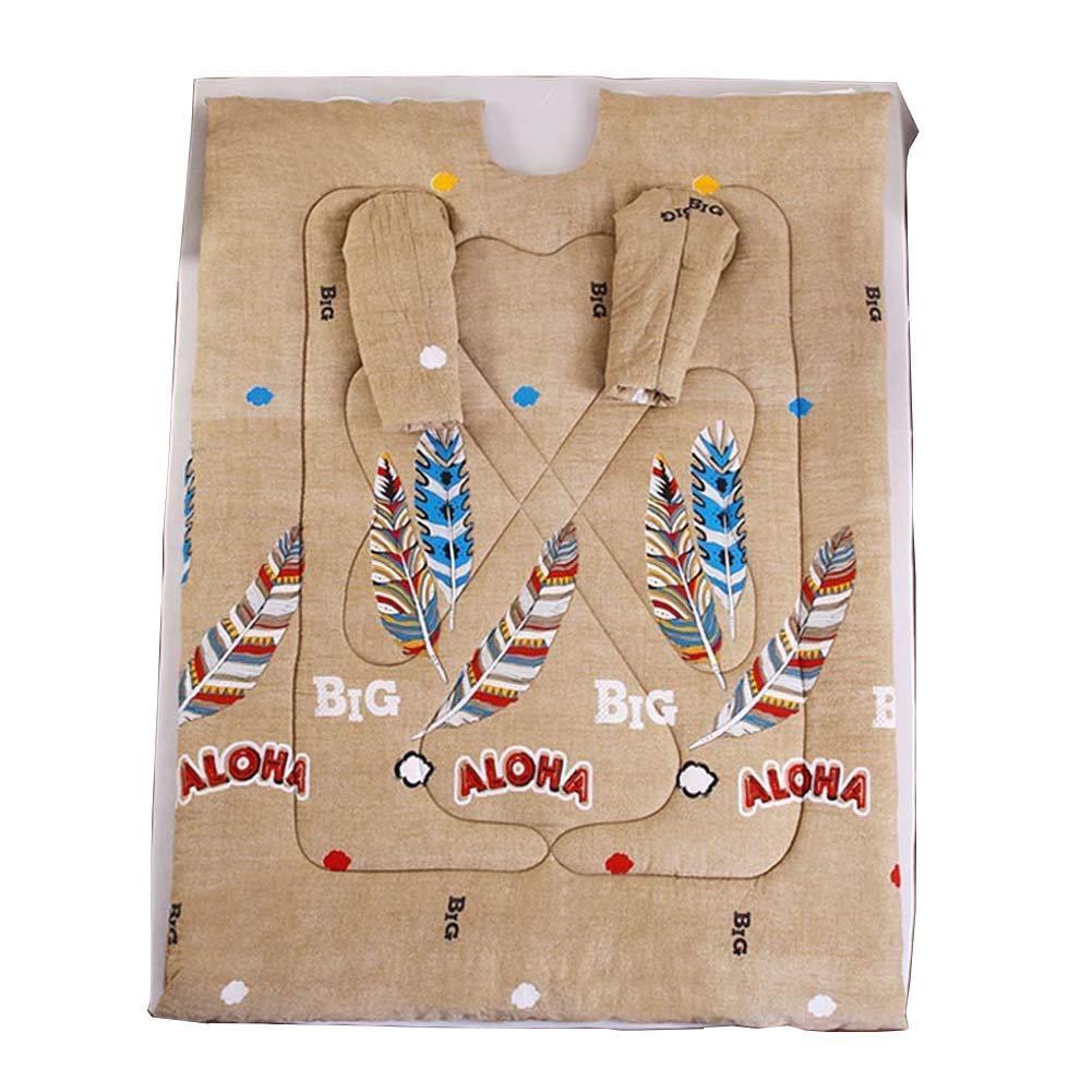 寝具布団カバー 袖が付いている怠惰なキルトの綿の暖かい厚い冬の大人子供は眠る毛布、150 * 200CMに身に着けることができます 超ソフト低刺激性 (サイズ : 150*200CM)  150*200CM