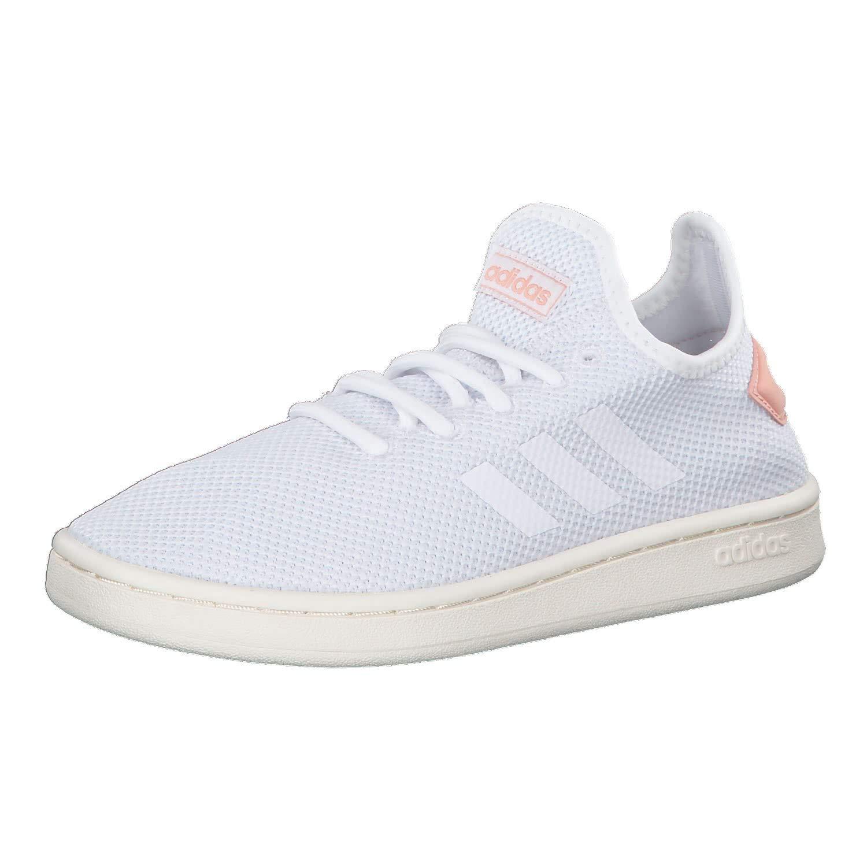 Adidas Court Adapt Turnschuhe in Übergrößen Weiß F36476 große Damenschuhe