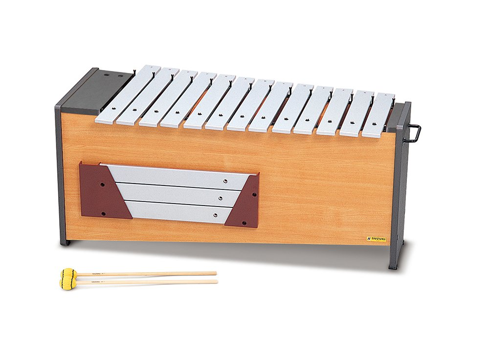 SUZUKI スズキ オルフ楽器 メタルホーン バス 16音 NBM-16 バス  B004P81AI4