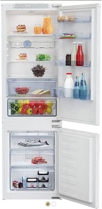 Beko BCHA275E3S nevera y congelador Integrado Blanco 255 L A++ ...