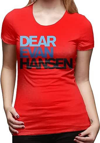 Amazon.com: Dear Evan Hansen Women's Basic Short Sleeve T