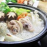 博多水炊きセット(約 2~3人前) (佐賀県産ありた鶏)(お中元 ギフト 贈り物にも)
