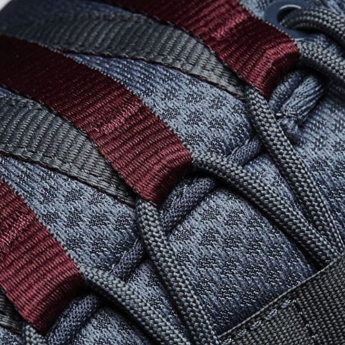 Adidas Originals Mens Sl Loop Racer Lace-up Sneaker Vet Onix / Kastanjebruin / Shock Rood