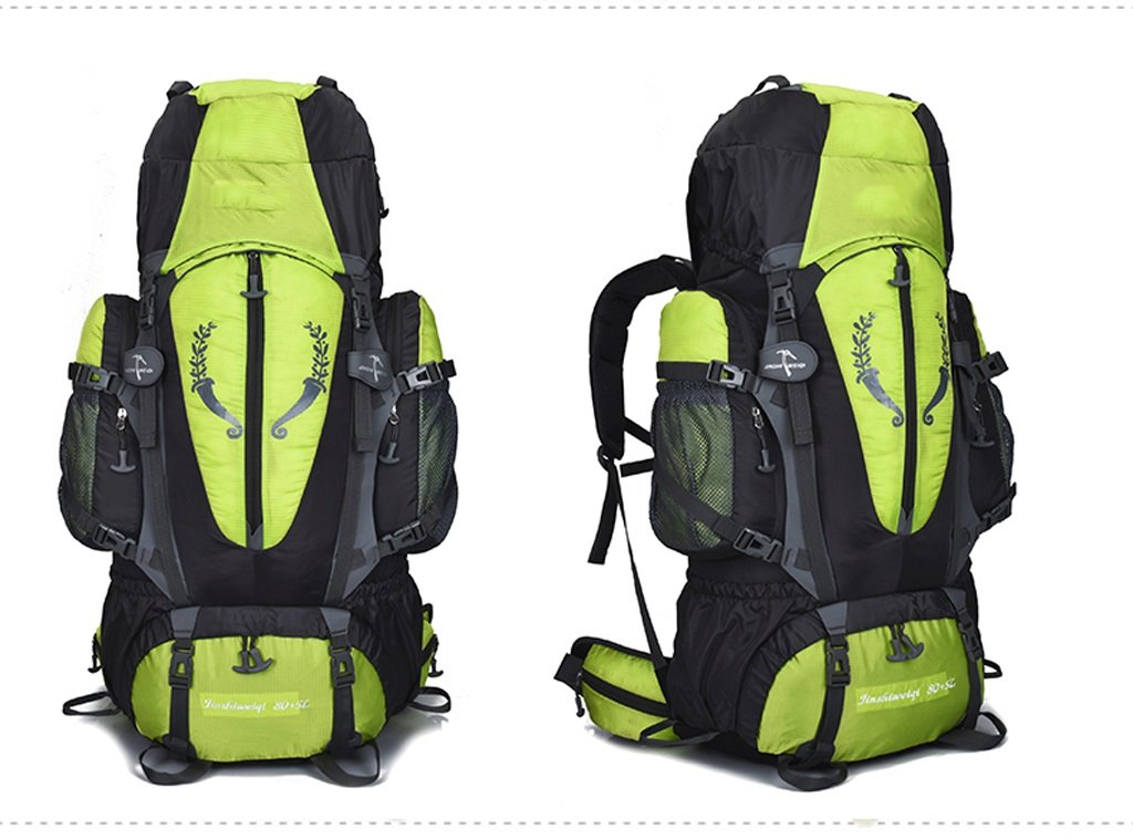 c55dc6337450 Amazon.com : Qi Peng Outdoor Backpack/Unisex Hiking Backpack/Large ...