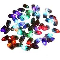 Uzinb Bola 10pcs LED de luz de lámpara
