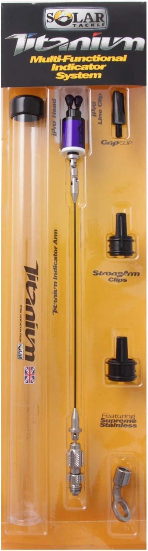 Solar Tackle Titanium Long Arm Only