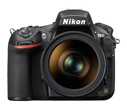 Nikon D810 36.0MP/36.3MP Digital SLR Camera (Black) with 24-120mm VR Lens Digital SLRs at amazon