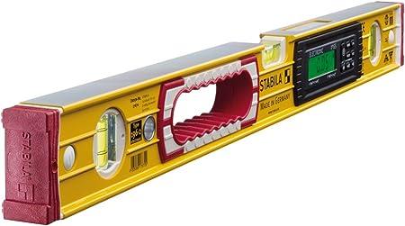 """Nivel de medición electrónica Stabila 36524 24/"""" dos pantallas IP65 Polvo//Impermeable"""