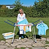 Leifheit 81570 Pegasus 150 Laundry Dryer