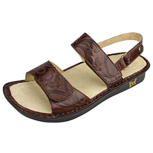 Alegria Women's Verona Yeehaw Brown Shoe (Style no# ...