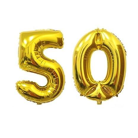 Palloncino Gonfiabile Ad Elio Nozze D Oro 50 Anni Anniversario Di