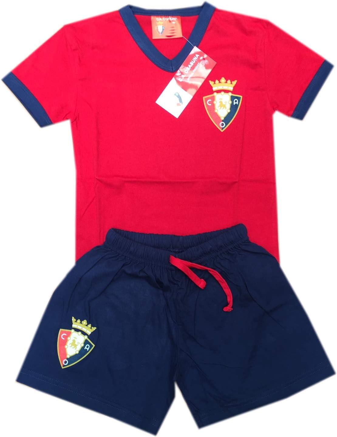 Madeness Pijama Club Atlético Osasuna Adulto Verano