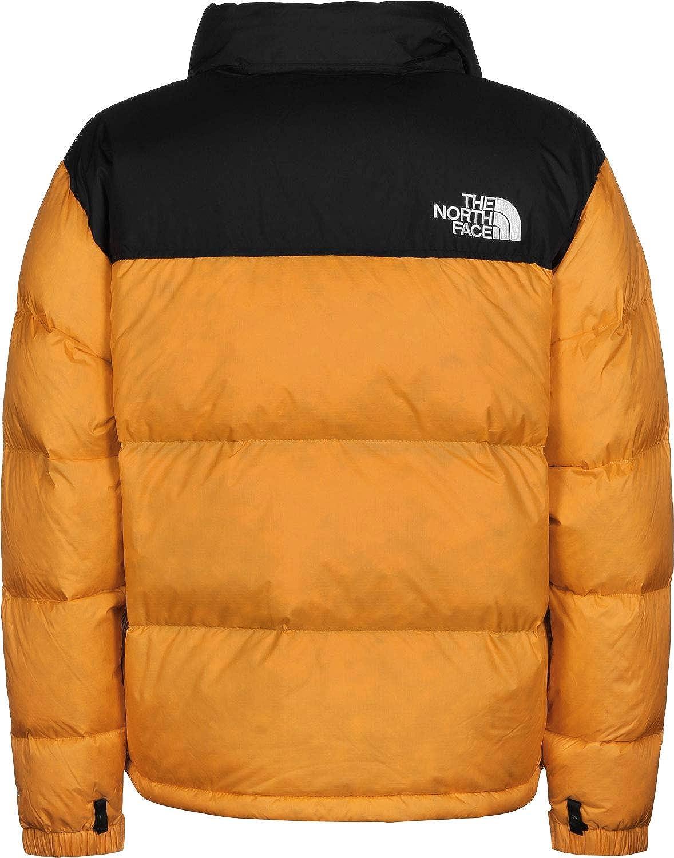 THE NORTH FACE Nuptse 1996 Nero Orange
