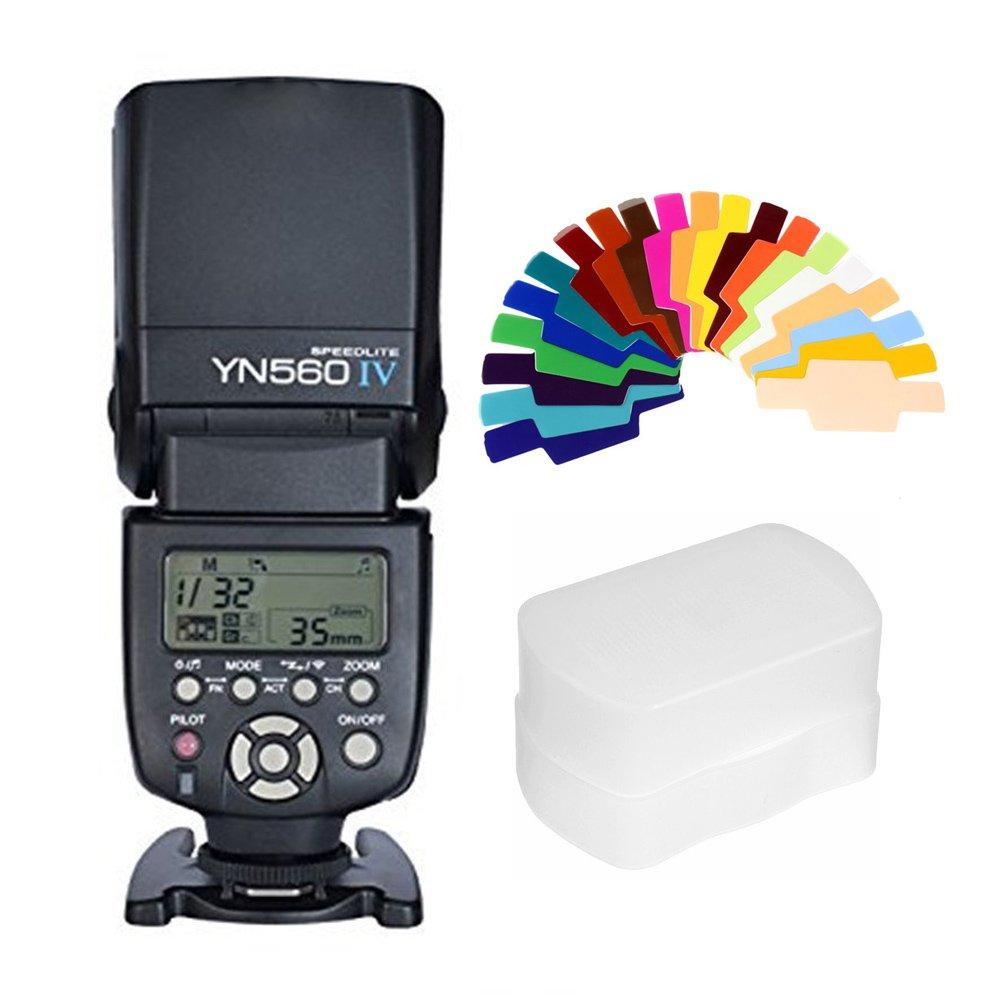 Yongnuo yn560 IV 2.4 GワイヤレスフラッシュSpeedlite for Canon Nikon Olympus Sony Pentax   B013SS0HF8