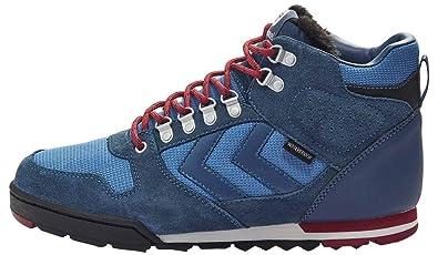 276a9bd6fcf Hummel Unisex-Erwachsene Nordic Root Forest Hohe Sneaker: Amazon.de: Schuhe  & Handtaschen