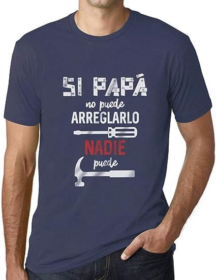 Ultrabasic - Camiseta para Hombre - Si Papá no Puede Nadie ...